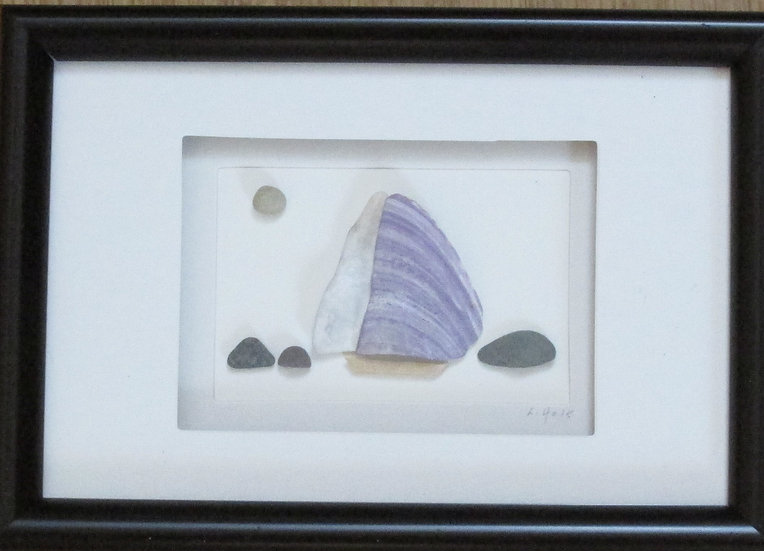 Sailing, Framed Wall Hanging