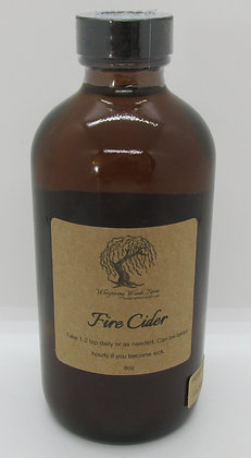 Fire Cider by Whispering Woods Farm