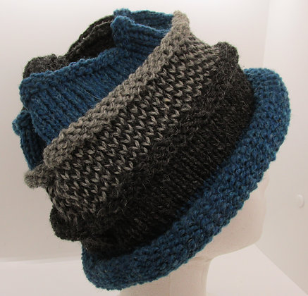 Knit Box Hat