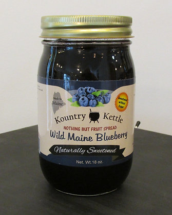 Blueberry, Nothing but fruit by Artisan Kountry Kettle
