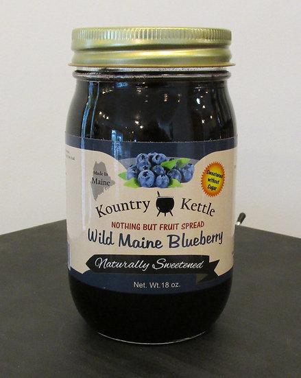 Blueberry, Nothing but fruit
