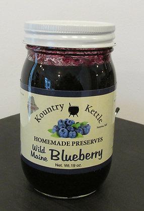 Blueberry Preserves by Artisan Kountry Kettle