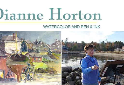 Meet November Artist of the Month Dianne Horton