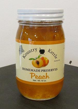 Peach Preserves by Artisan Kountry Kettle