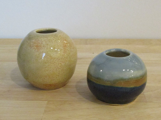 Sand and Water View Handmade Vases