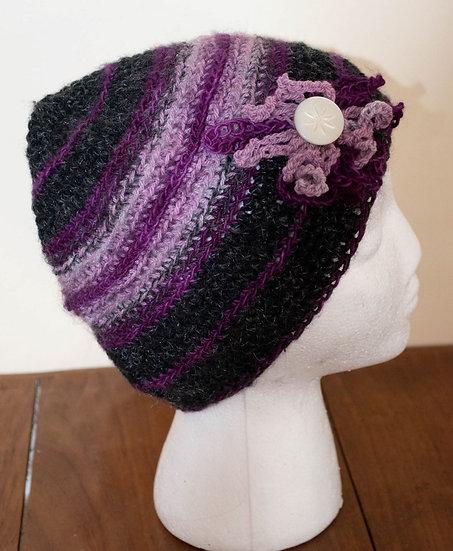 Purple Daisy, Cloche