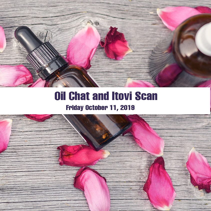 Oil Chat and Itovi Scan