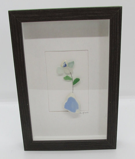 Swaying in the Breeze, Framed Wall Hanging