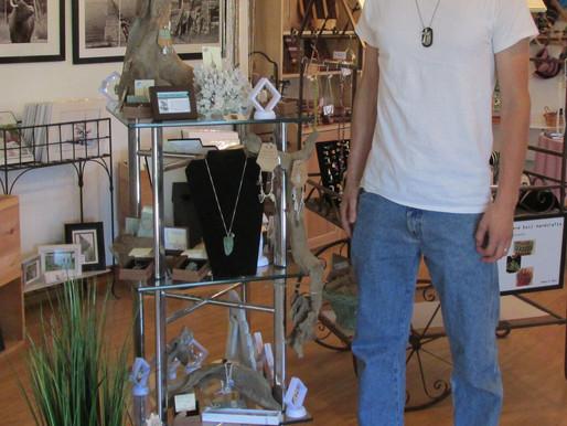 Meet October Artist of the Month, Matthew Edgerly