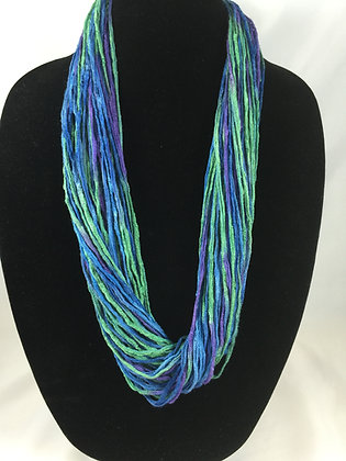 Royal River Hipster Bamboo by Artisan Jane Arey