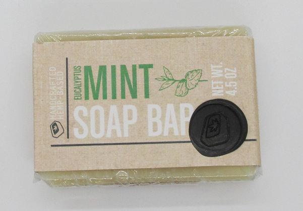Bar Soap - Eucalyptus Mint by Artisan Maine Hemp Works