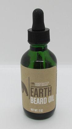 Beard Oil - Earth by Artisan Maine Hemp Works