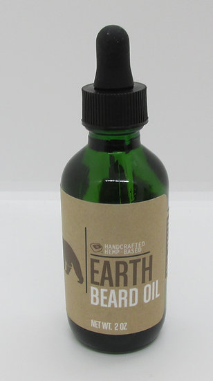 Beard Oil - Earth