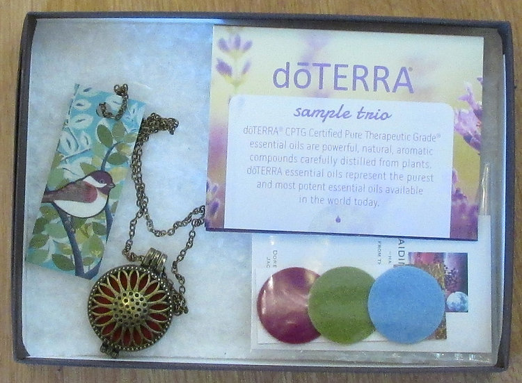 Essential Oil Necklace Kit