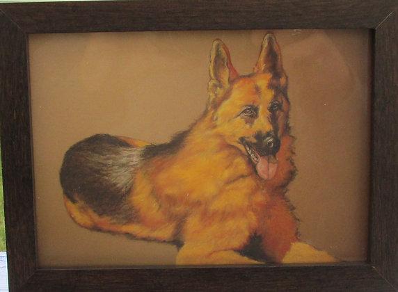 Shepard Dog by Artisan Tania Amazeen-Jones
