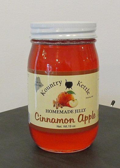 Cinnamon Apple Preserves