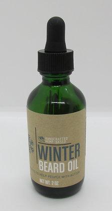 Beard Oil - Winter by Artisan Maine Hemp Works
