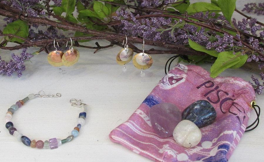PISCES, Zodiac Custom Jewelry