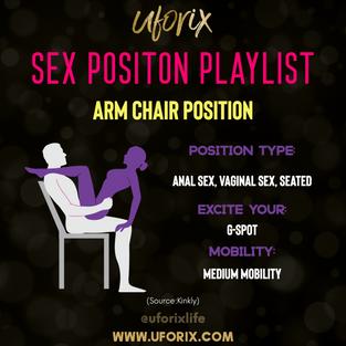 Arm Chair Position
