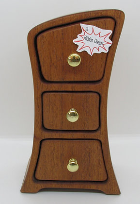 """""""Gumby"""" Bandsaw Box by Artisan Torie Patterson"""