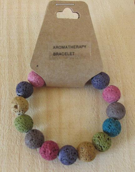 Aromatherapy Lava Stone Bracelet