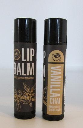 Lip Balm - Vanilla Chai by Artisan Maine Hemp Works