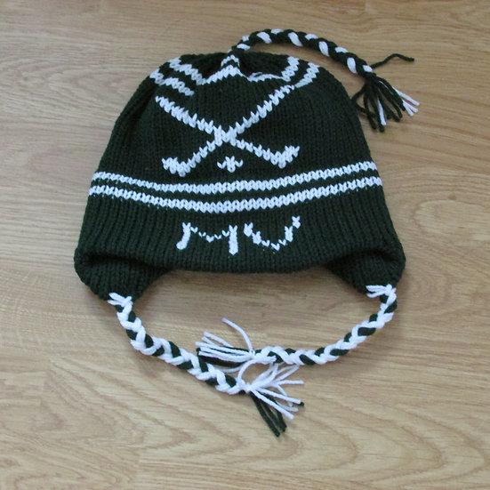 Mount View  Field Hockey Handknit Hat