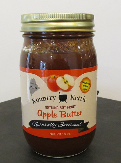 Apple Butter, Nothing but fruit