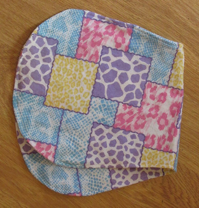 Flannel Burp Cloths for Baby