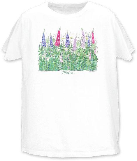 Lupine, Women's T-shirt