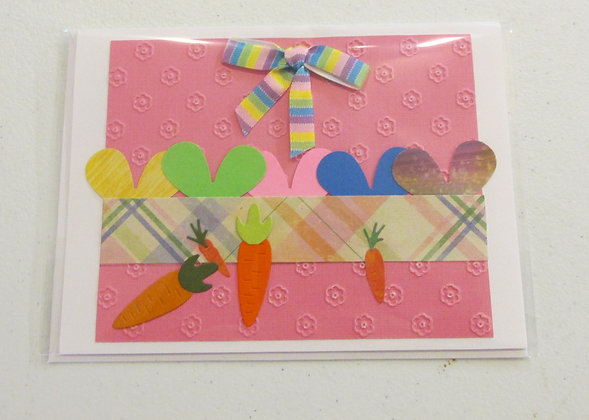 Easter hand made card by Artisan Marilyn Parker