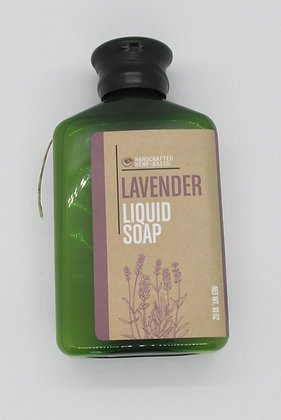 Lavender Liquid Soap by Artisan Maine Hemp Works
