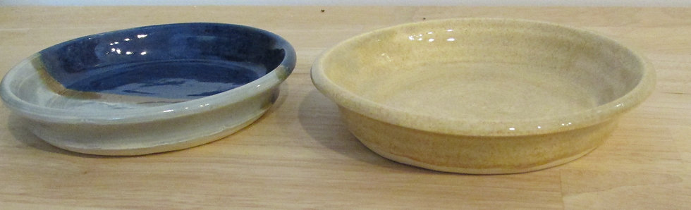 "Handmade 4"" Soap Dish"