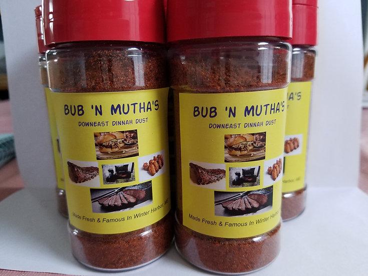 Bub 'N Mutha's Downeast Dinnah Dust