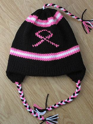 Cancer Survivor Support Handknit Hat by Artisan Keepsake NogginKnits