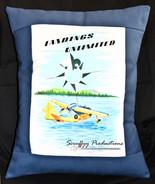 Seabee - Landings Unlimited pillow IMG_3