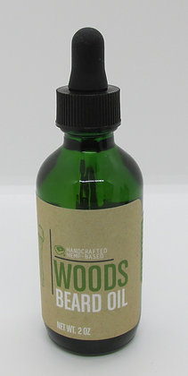 Beard Oil - Woods by Artisan Maine Hemp Works