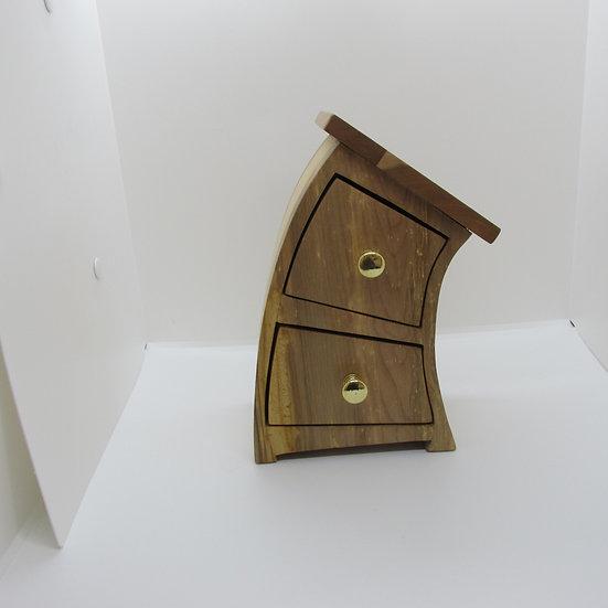 """""""Stretch"""" Bandsaw  Box"""