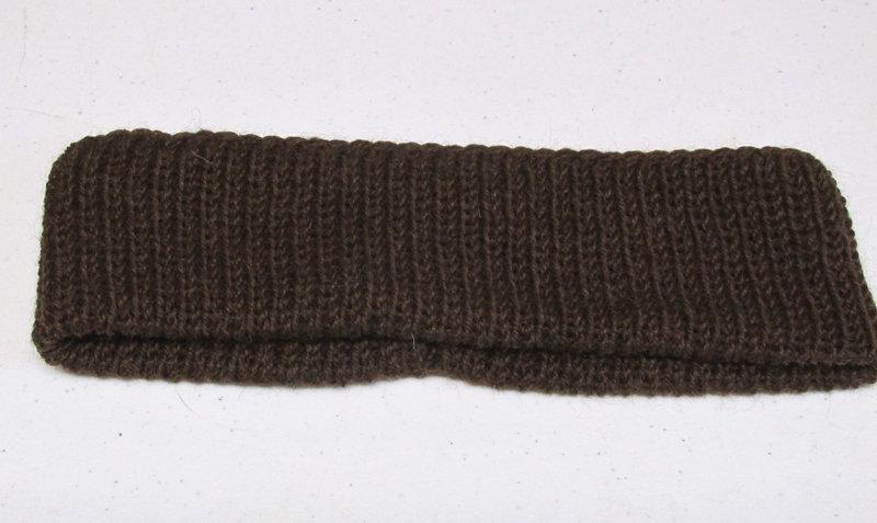 Alpaca head band