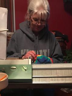 Linda Richards | Cove Knitters