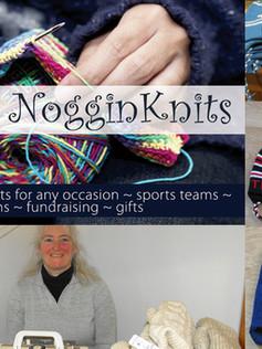Margaret Masessa | Keepsake Noggin Knits