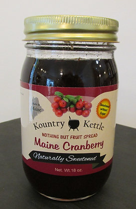Cranberry, Nothing but fruit by Artisan Kountry Kettle