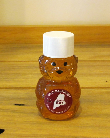 Mini Honey Bear - Wild Raspberry