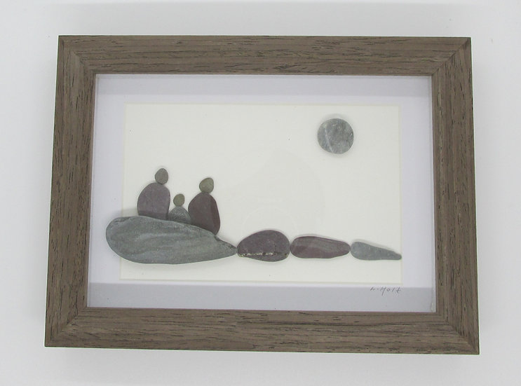 Perfect Family Time, Framed Wall Hanging