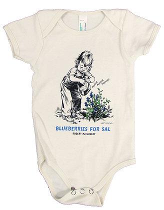 'Kuplink, Kuplank, Kuplunk' Organic Baby Onesie by Artisan Liberty Graphics