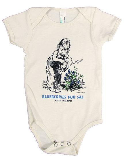'Kuplink, Kuplank, Kuplunk' Organic Baby Onesie