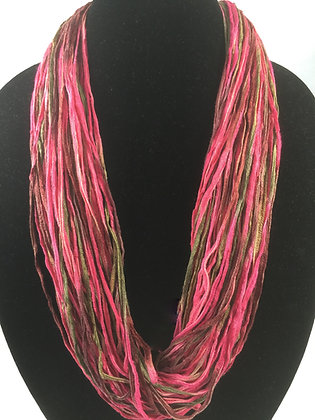 Cranberry Bamboo by Artisan Jane Arey