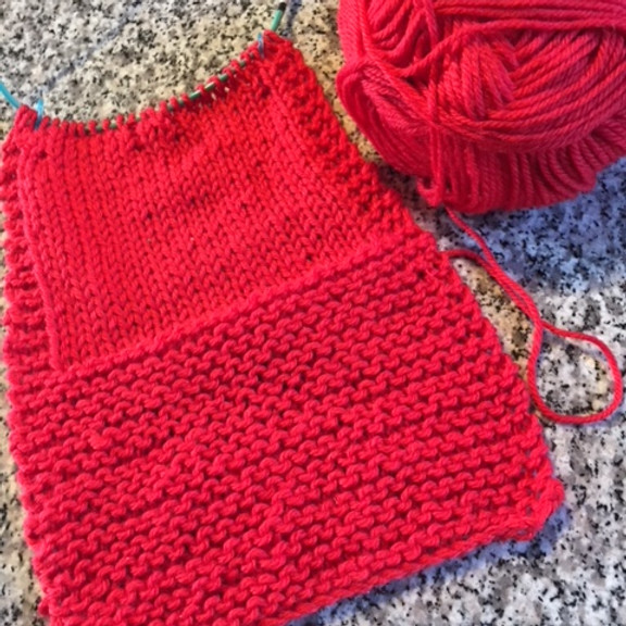 Learn How to Knit with May Bouchard