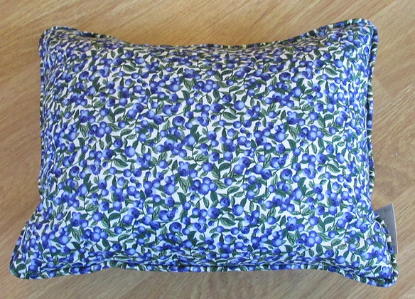 Light Blueberry Pillow by Artisan Pillow World