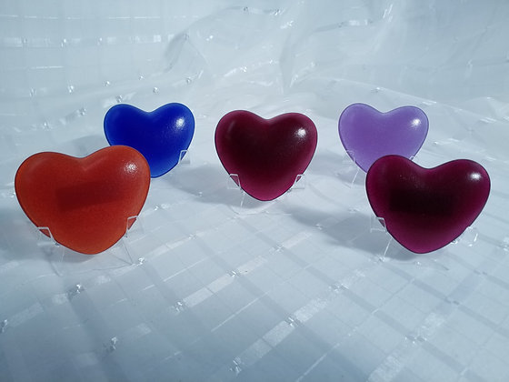 Hearts by Artisan Marie Bickford